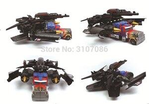 Image 2 - 映画tf変換jetfireベストフィットop司令官DX9 2in1 koアクションフィギュアロボットのおもちゃ