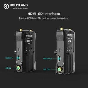 Image 3 - الأصلي هوليلاند المريخ 400s اللاسلكية نقل صورة HD جهاز استقبال صوت وفيديو لاسلكي 400ft HDMI SDI 1080P VS المريخ 300 موما 400