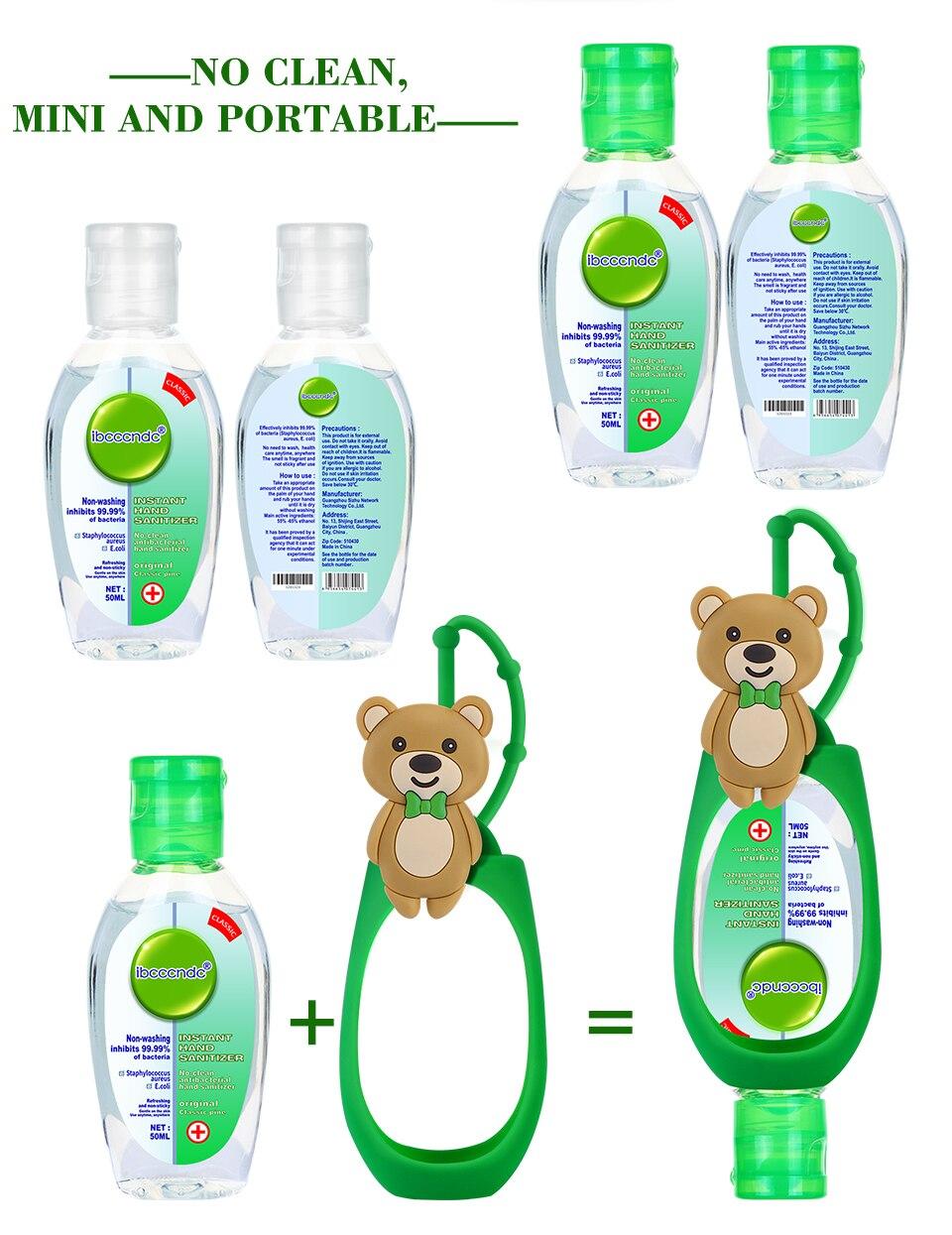 H41e93509f1a4402094c86539fc5e7563z 50ml Travel Portable Hand Sanitizer Gel Anti-Bacteria Moisturizing Liquid Disposable No Clean Waterless Antibacterial Hand Gel