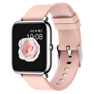Смарт-часы P22 для мужчин и женщин, индивидуальные фото-часы с пультом дистанционного управления, камерой, фитнес-трекером, Смарт-часы для Apple,...