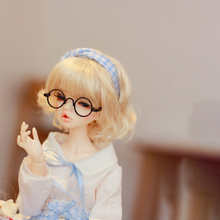 DZ 12 Girl Body 1/4 BJD Dolls Model  Girls Boys Eyes High Quality Toys For Girls Birthday Xmas Best Gifts