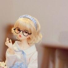 Dz 12 menina corpo 1/4 bjd bonecas modelo meninas meninos olhos de alta qualidade brinquedos para meninas aniversário natal melhores presentes
