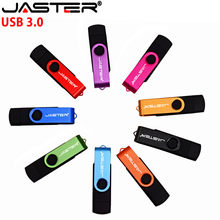 JASTER-clé USB 3.0, stylo métallique, 64 go, 32 go, 16 go, 4 go, stockage externe, stylo