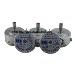Оригинальный WDS35D4 прецизионный потенциометр, линейный проводящий пластиковый датчик углового перемещения