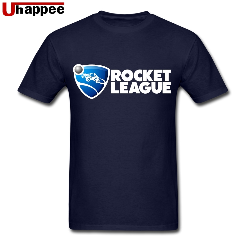 Dropshipping Team Rocket League Tees Shirt Mens Tees Shirt Euro Standard Quality Soft Cotton Crew Neck Tees Shirt
