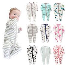 Herenice Newborn Children Knitted Cute Cartoon Animal Romper Boy Clothes Kids Jumpsuit Girl Clothing Infant Baby Overalls Outfit