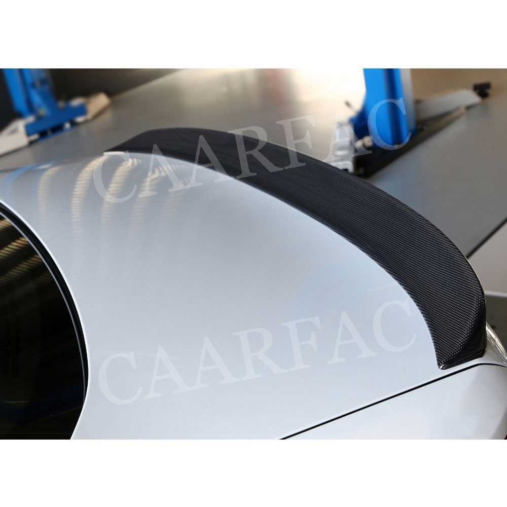Carbon Fiber BMW 17~20 G30 5-series Sedan M5 performance type trunk spoiler ◎