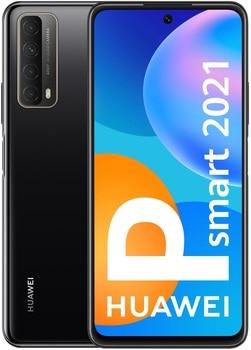 Перейти на Алиэкспресс и купить Huawei P Smart 2021, 128 ГБ, две Sim-карты, черный