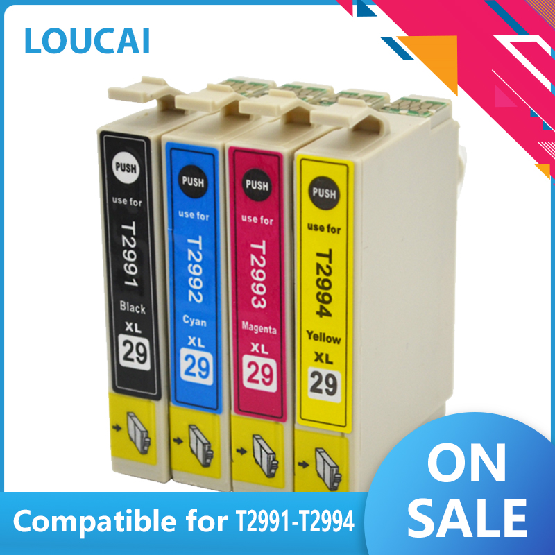 T2991XL T2991 compatible for <font><b>Epson</b></font> ink Cartridges 29XL XP235 XP247 XP245 XP332 XP335 XP342 <font><b>XP345</b></font> XP435 XP432 XP442 printer image
