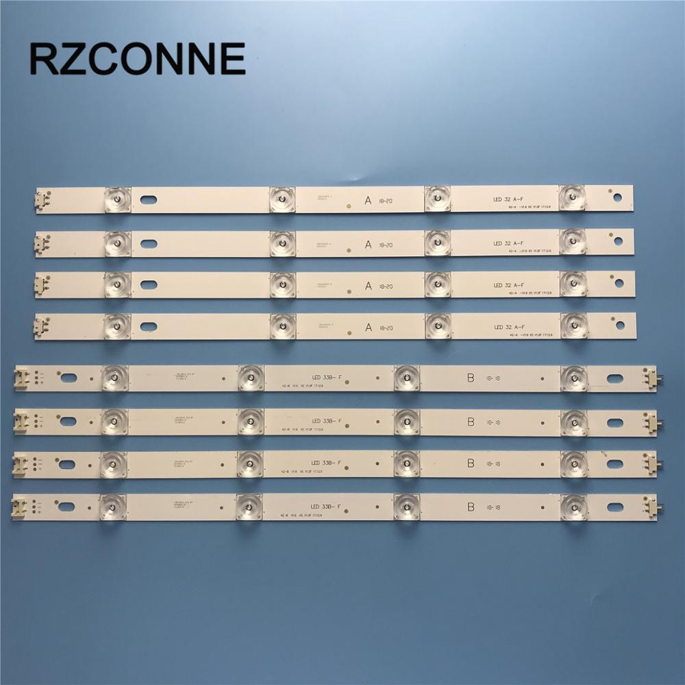 LED Strip For LG INNOTEK DRT 3.0 42'' 6916L-1956E 6916L-1957E 6916L-1709B 1710B 42LF6200 42LB5300 42LB582V 42LY540H 42GB6310