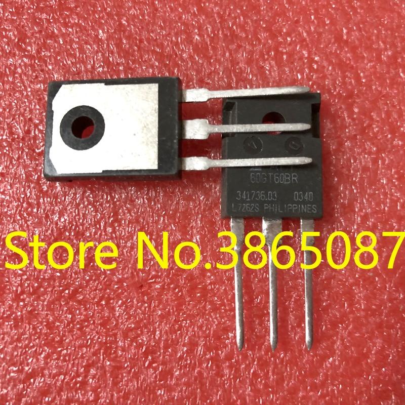 APT60GT60BR APT60GT60BRG 60GT60BR 60GT60BRG APT60GT60 TO-247 силовая трубка IGBT транзистор 10 шт./лот оригинал новый