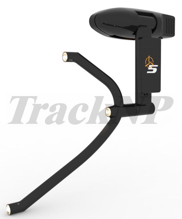 Head Sight Partner Active Infrared Holder Flight Rocker TrackIR5 Adaptation