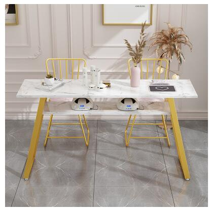 Nail Table Economy Double Single Simple Modern Nail Table And Chair Set Double Nail Store