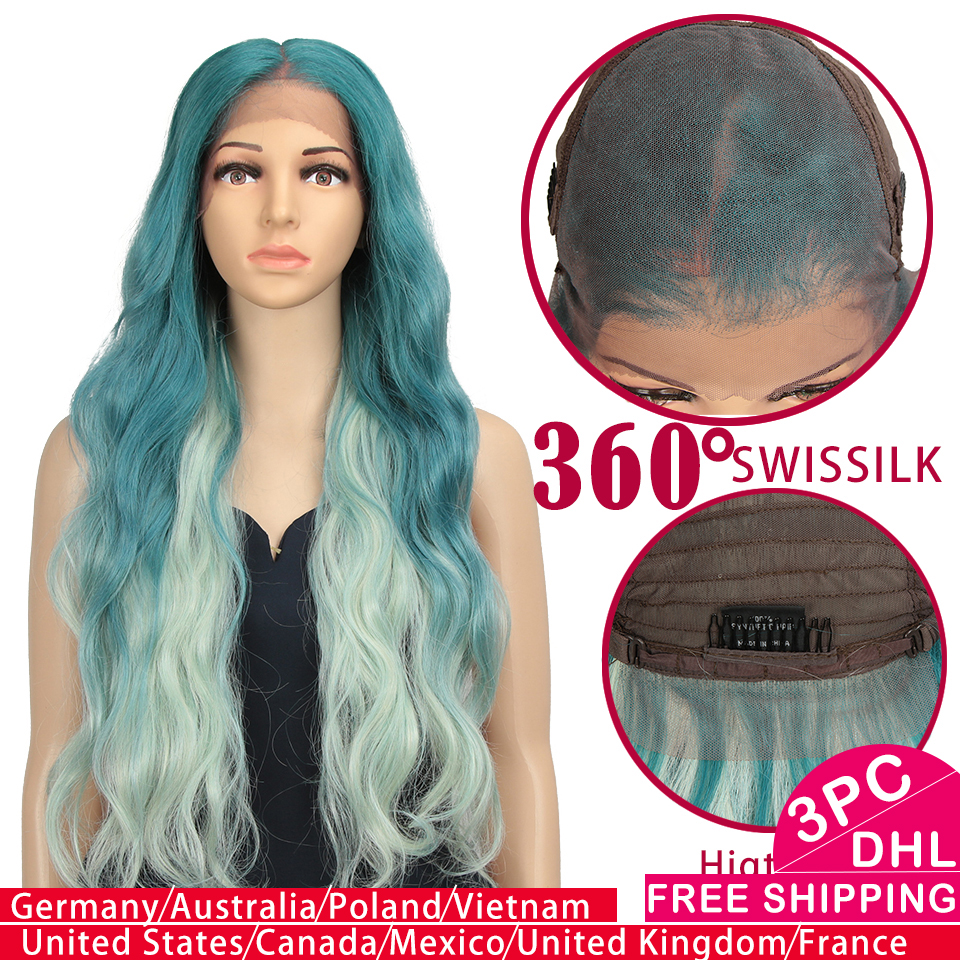 360 Lace Front Wig 28