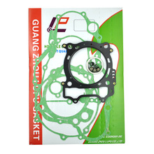 Gasket-Kits Yamaha Yz450f Clutch-Cover Crankcase Cylinder Motorcycle WR450F for 2006-2009
