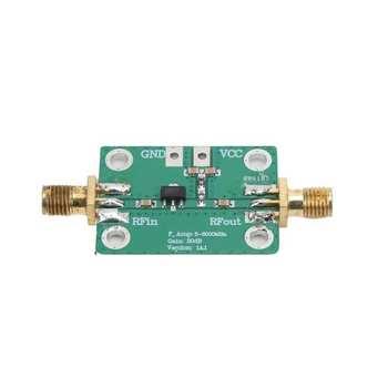 LNA moduł wzmacniacza 21 8dB moduł wzmacniacza RF moduł wzmacniacza LNA niski poziom hałasu TQP3M9009 5VDC 50 ‑ 4000MHz dla nadawania FM moduł wzmacniacza tanie i dobre opinie VBESTLIFE NONE CN (pochodzenie)