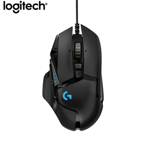 Image 2 - Logitech G502 HERO Professional Gaming Mouse 16000DPI Gaming Programming Mouse Adjustable Light Synchronizatio For Mouse Gamer
