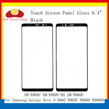 10Pcs/lot Touch Screen For Samsung Galaxy Note 9 Note9 N960 N960F N960D N960DS Panel Front Outer Lens LCD Glass
