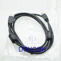 Dhl/ems 10 sets USB-CP1H usb2.0 cp1h cp1e cp1l 시리즈 plc-h2 용 OM-RON 프로그래밍 케이블