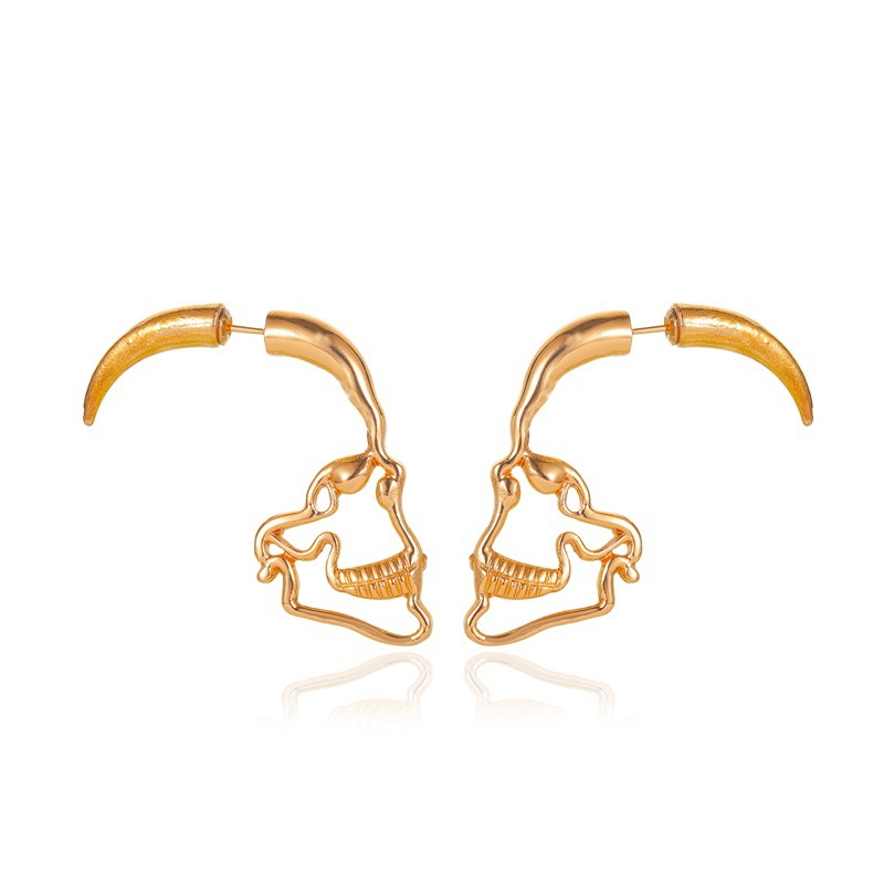 EAR0107-gold color