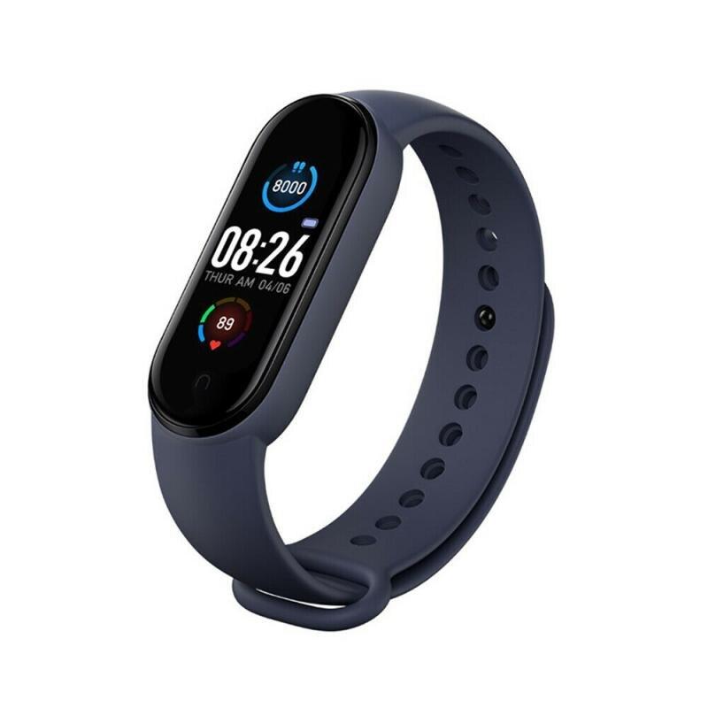 Смарт-браслет IP67 водонепроницаемые умные часы для занятий спортом для мужчин женщина приборы для измерения артериального давления монитор сердечного ритма фитнес-браслет для IOS и Android 6