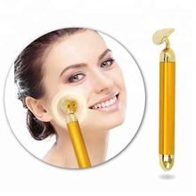Mini Face Ruffled Massage Gold Firming Skin Reduces Wrinkles Care Body Beauty Natural Facial Tools