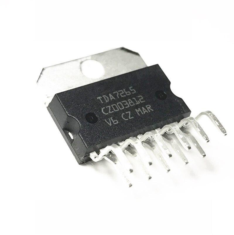 1pcs/lot TDA7265 ZIP-11 Dual channel audio power amplification