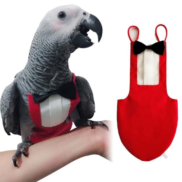 Parrot Suit Tuxedo Party Prop 1