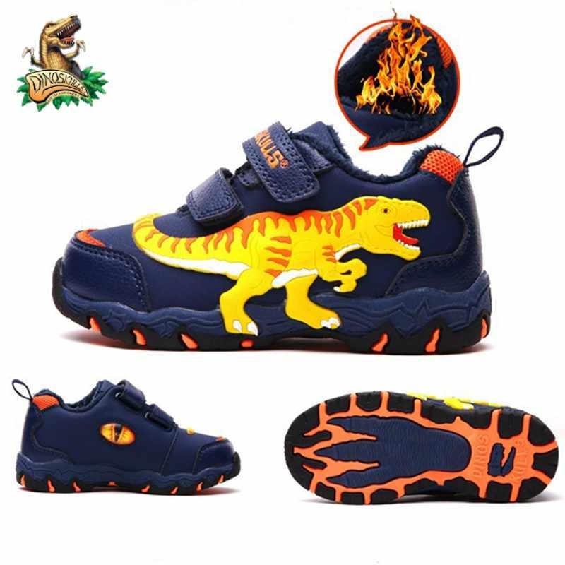 Dinoskulls Zapatos De Invierno Para Ninos Zapatillas Con Dinosaurios De Goma Forro Calido De Felpa Moda De Cuero T Rex Para Exteriores Zapatillas Deportivas Aliexpress Explora nuestro nuevo juego de dinosaurios dino storm, el mayor juego de acción con dinosaurios de la. dinoskulls zapatos de invierno para