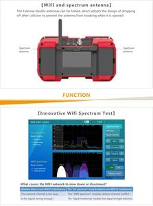 "Image 4 - 7"" H.265 4K IP HD CCTV Tester Monitor AHD CVI TVI Camera Tester 8MP WIFI POE 12V Video Cable Testing HDMI Camera Tester"