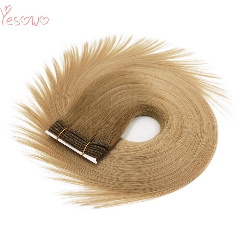 Yesowo Free Shipping Best Selling Ombre Hair Weaving Malaysian Hair Bundles 100g No Tangle No Shed Human Hair Weave