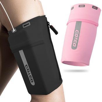Бег мобильный телефон рука сумка спортивный чехол для телефона на руку сумки из водонепроницаемого материала и бега на улице чехол держатель для iPhone Samsung