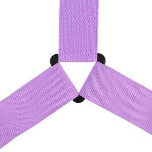 Image 4 - Clips pour draps et matelas 4 pièces, pinces pour draps et matelas, poignée au lit, support avec sangle élastique réglable