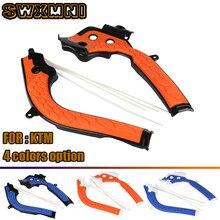 X-grip cadre Protection Protection couverture pour Husqvarna TE FE FC SX SXF EXC EXC-F 125 150 250 300 350 450 moto de saleté MX Motocross