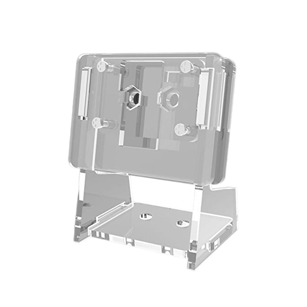 Transparent Bracket Mini Webcam Demo Board Computer Anti Scratch Home Support Professional Camera Holder For  Zero