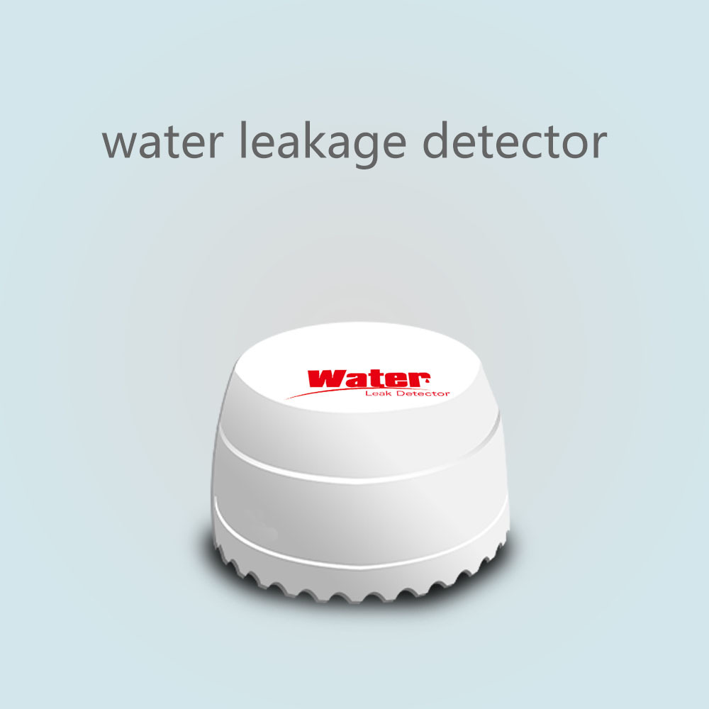 Wireless Water Leakage Alarm 433MHZ Immersion Detector Sensor Home Safety Home Security System image