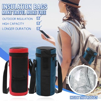 Bottle Tote travel items