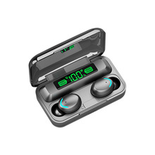 High Bass Earbud Wireless Bluetooth Eearphone Earphon TWS Earbuds Headset Ecouteur Handfree