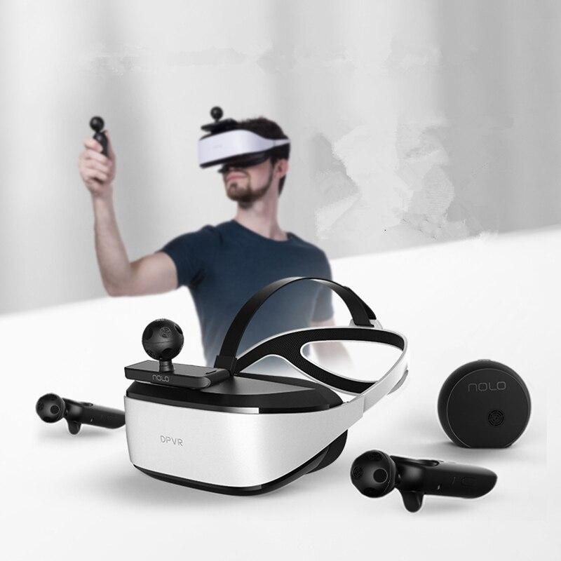 DeePoon E3-C 3D VR Headset Immersive Virtual Reality Glasses 1