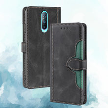 For OPPO R17 Pro Flip Case Leather Wallet Magnetic Book Cover for OPPO RX17 Pro Phone Case 6.4 inch Fundas R17 Pro CPH1877