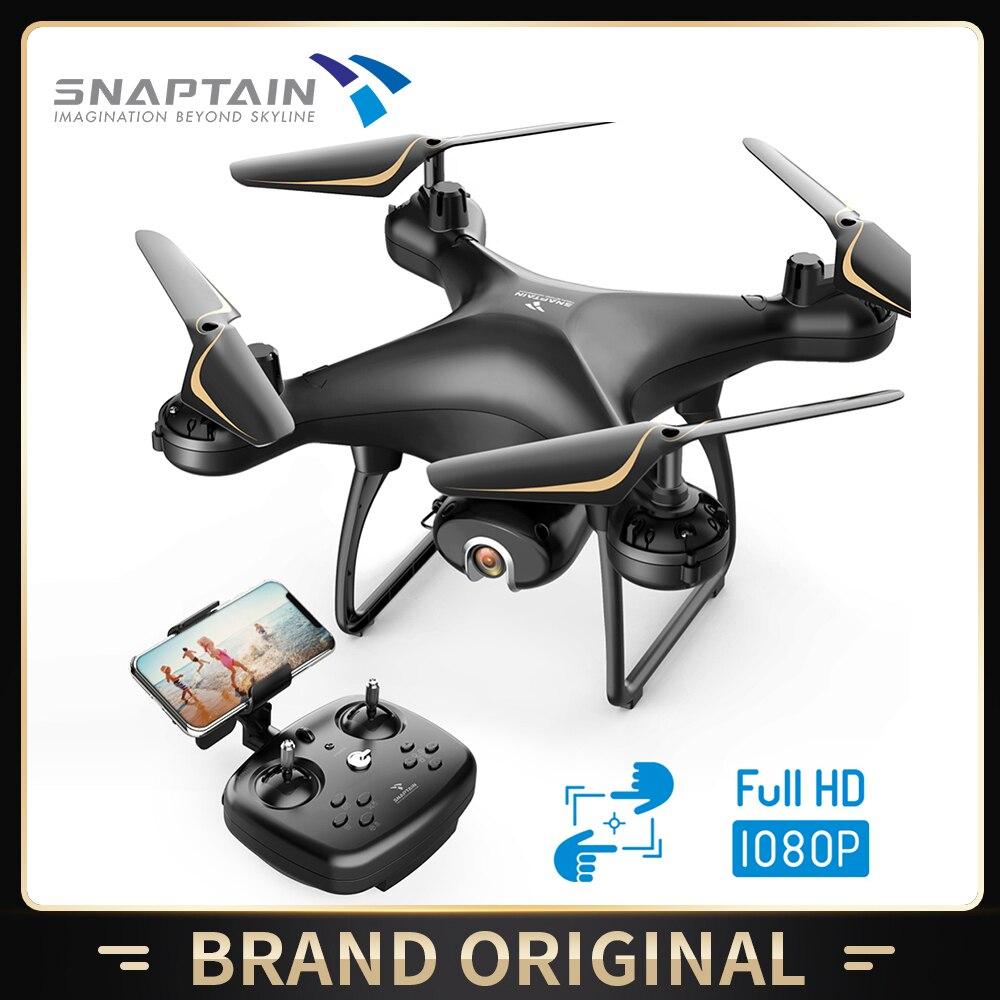 SNAPTAIN S650, беспилотные летательные аппараты с Камера 1080P HD видео в режиме реального времени Камера Дрон jjrc w/Голосовое управление Управление жест Управление круг летайте высоко Скорость вращения|Дроны с камерой| | АлиЭкспресс