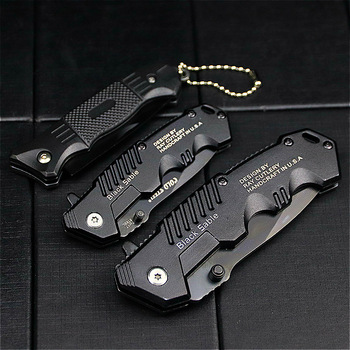 RS Folding Knife Tactical Survival Knives Hunting Camping Edc Multi High Hardness 3Cr13 Military Survival Outdoor Knife 6