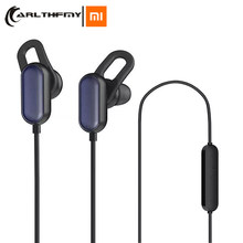 Original Xiaomi Mi Sports Bluetooth Headset Earphone Youth Edition Bluetooth 4.1 Wireless Earphone Running Sport IPX4 Waterproof(China)