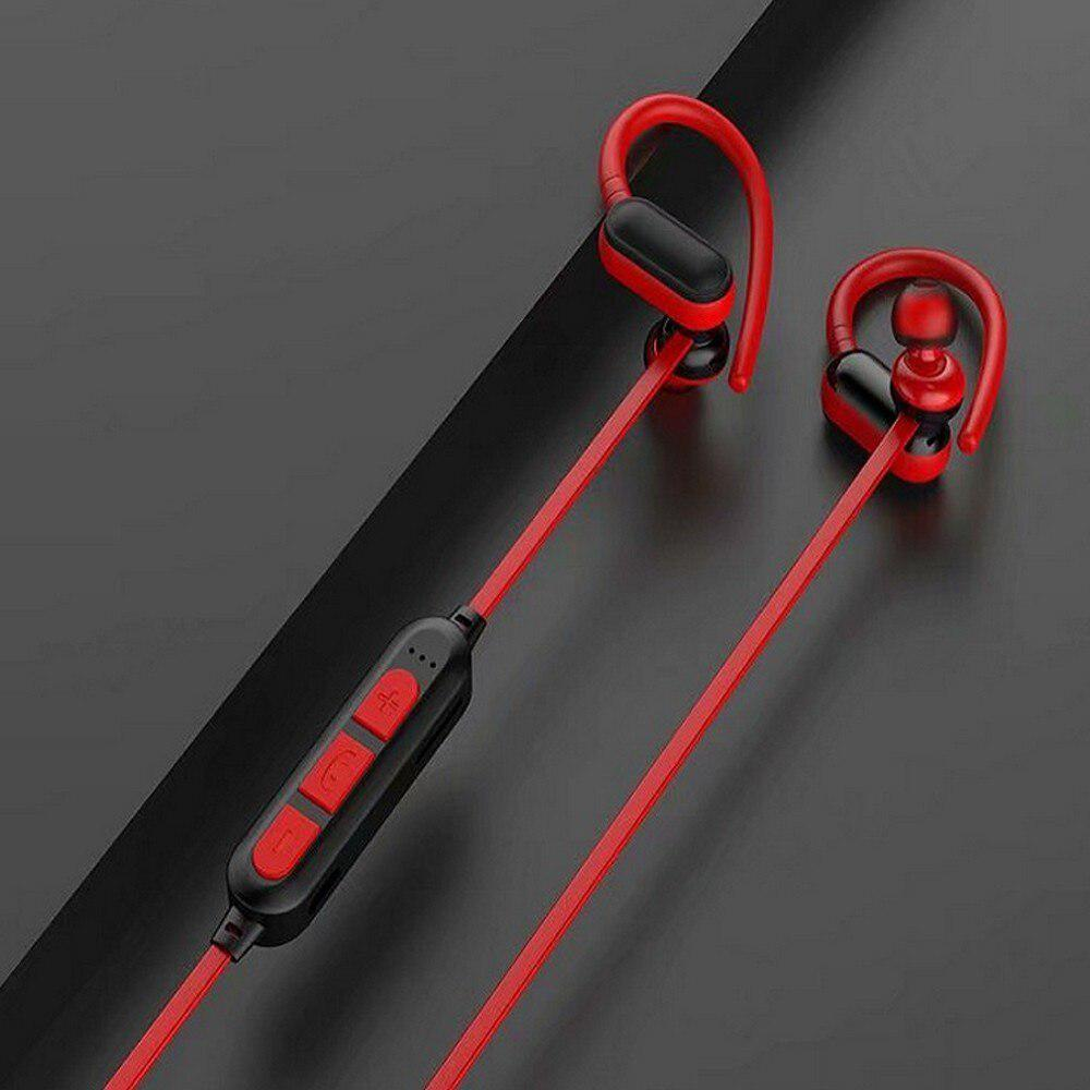 Bluetooth 5.0 Wireless Sports Headset 6D Surround Cordless Earphone HIFI Strong Bass Support TF Card Earpiece Earbuds
