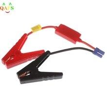 1 шт. 12 в автомобильный стартер зажим для пускового аккумулятора соединитель аварийный Джампер кабель зажим бустер зажимы для аккумулятора ...