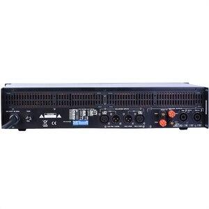 Image 3 - 2ch * 7000W באופן 2ohm כיתת TD F * P14000 מגבר כוח מקצועי כפול 18 אינץ 21 אינץ סאב Poweramp Prokustk TIP14000