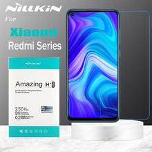Nillkin for Xiaomi Redmi Note 9s 9 8T 8 7 Pro Max Glass Screen Protector 9H Clear Safety Tempered Glass on Redmi Note9 Note8