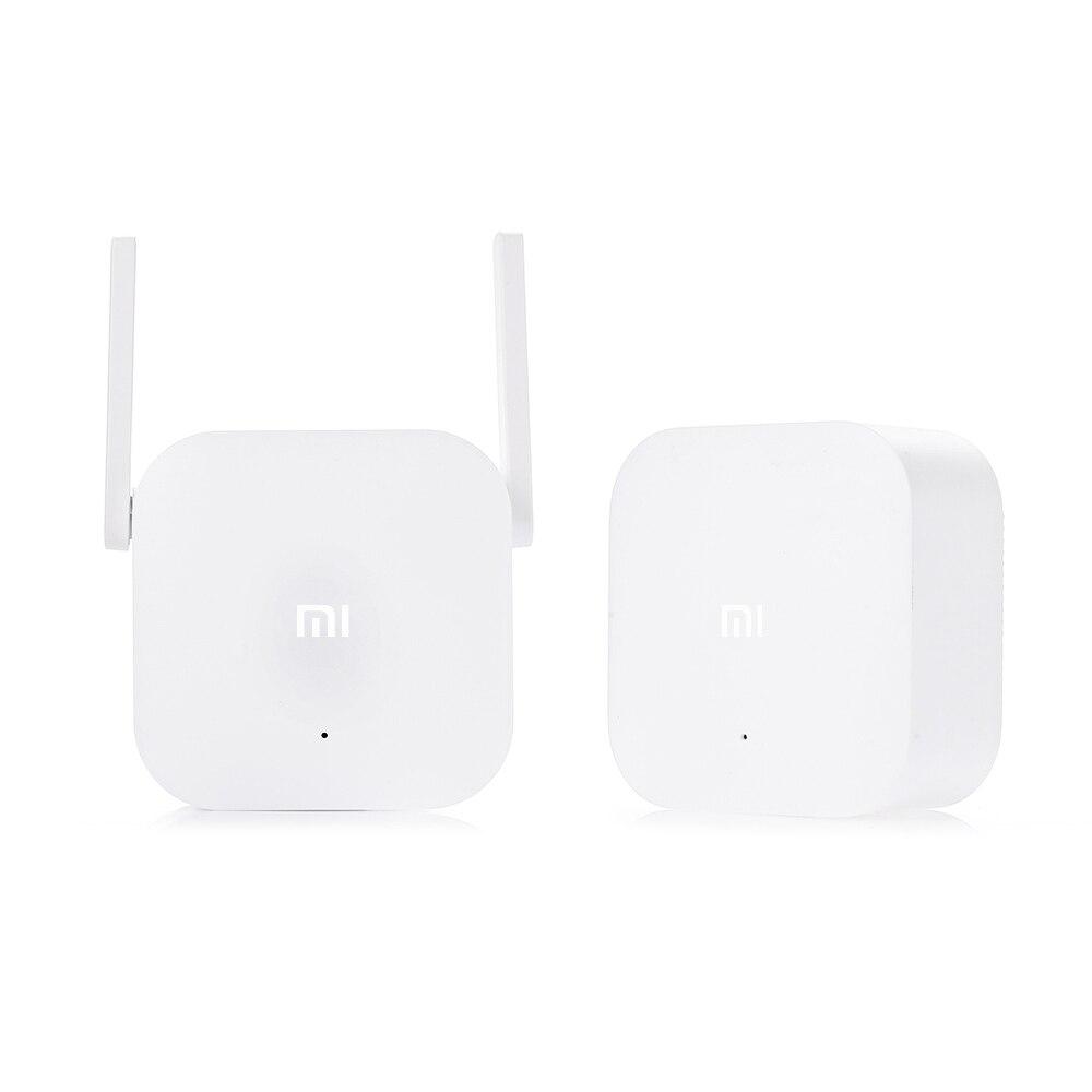 Routeur sans fil d'origine Xiao mi 300M WiFi 2.4GHz 300Mbs pour Android TV Box Smartphone Pad PC HomePlug mi Smart Home App contrôle