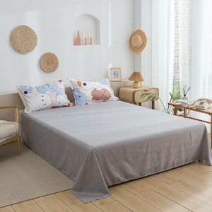 Image 3 - กระต่ายและแครอทพิมพ์ชุดเครื่องนอนการ์ตูนน่ารักสัตว์ผ้านวมที่นอนปลอกหมอนผ้าปูเตียงเด็กผู้ใหญ่3/4Pcs