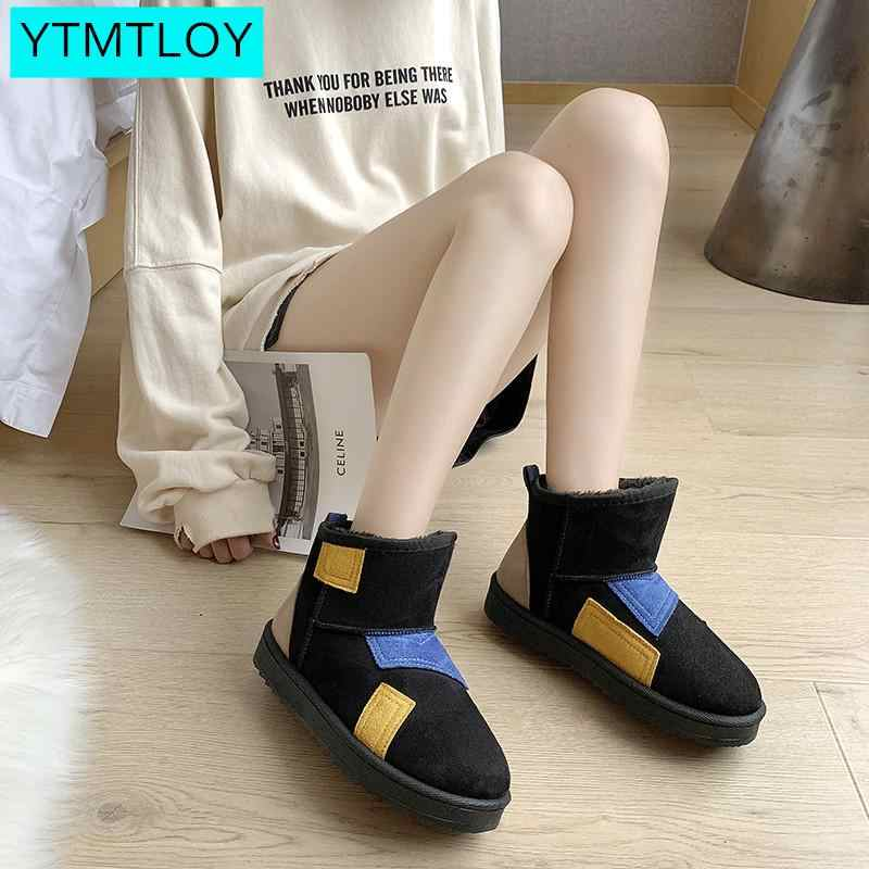 Nuevas botas de nieve clásicas de calidad superior para mujer botas de invierno cálidas botas de Mujer Zapatos de marca de diseñador botas de nieve para mujer